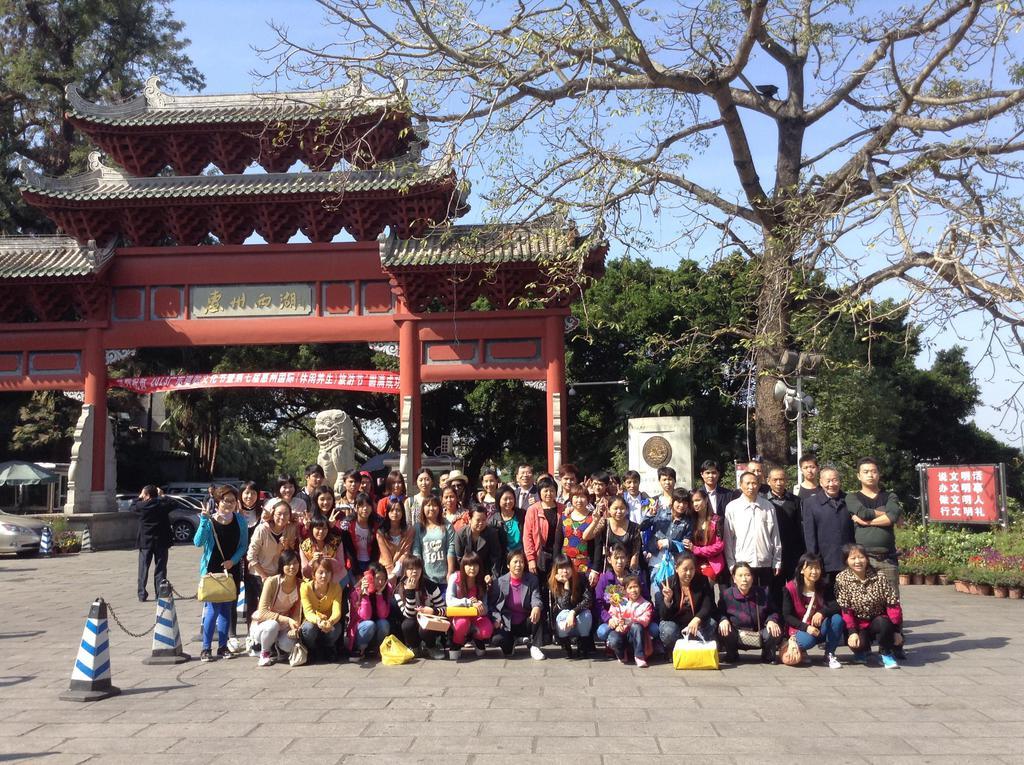 2013惠州西湖游