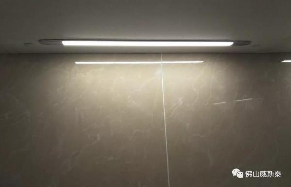 嵌入式LED局部照明条形灯 WST-1817-09