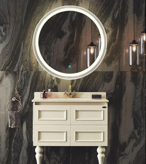 上海水晶边镜